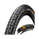 Continental Ride Tour Bike Tire 27 x 1 1/4, wire bead black